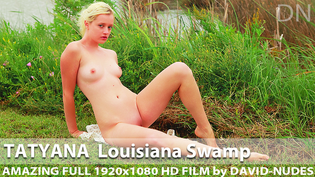 Are Louisiana swamp girls nude and what